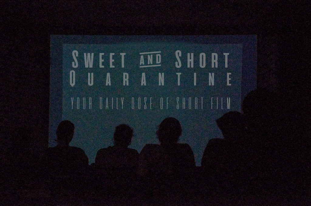 Sweet and Short Quarantine Film Day One: THE WALL