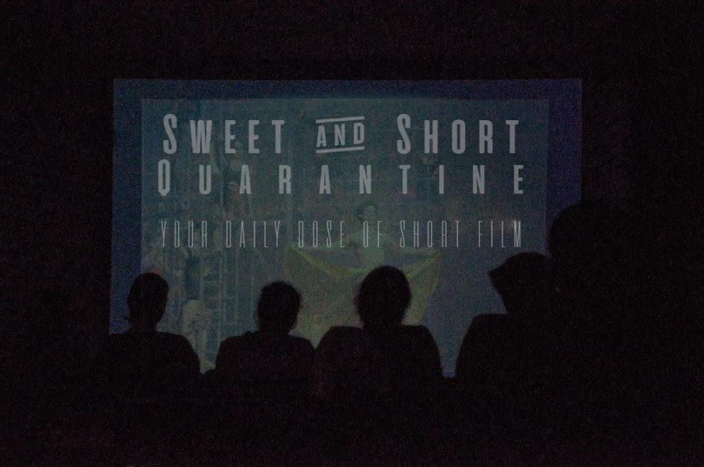 Sweet and Short Quarantine Film Day Three: MAN