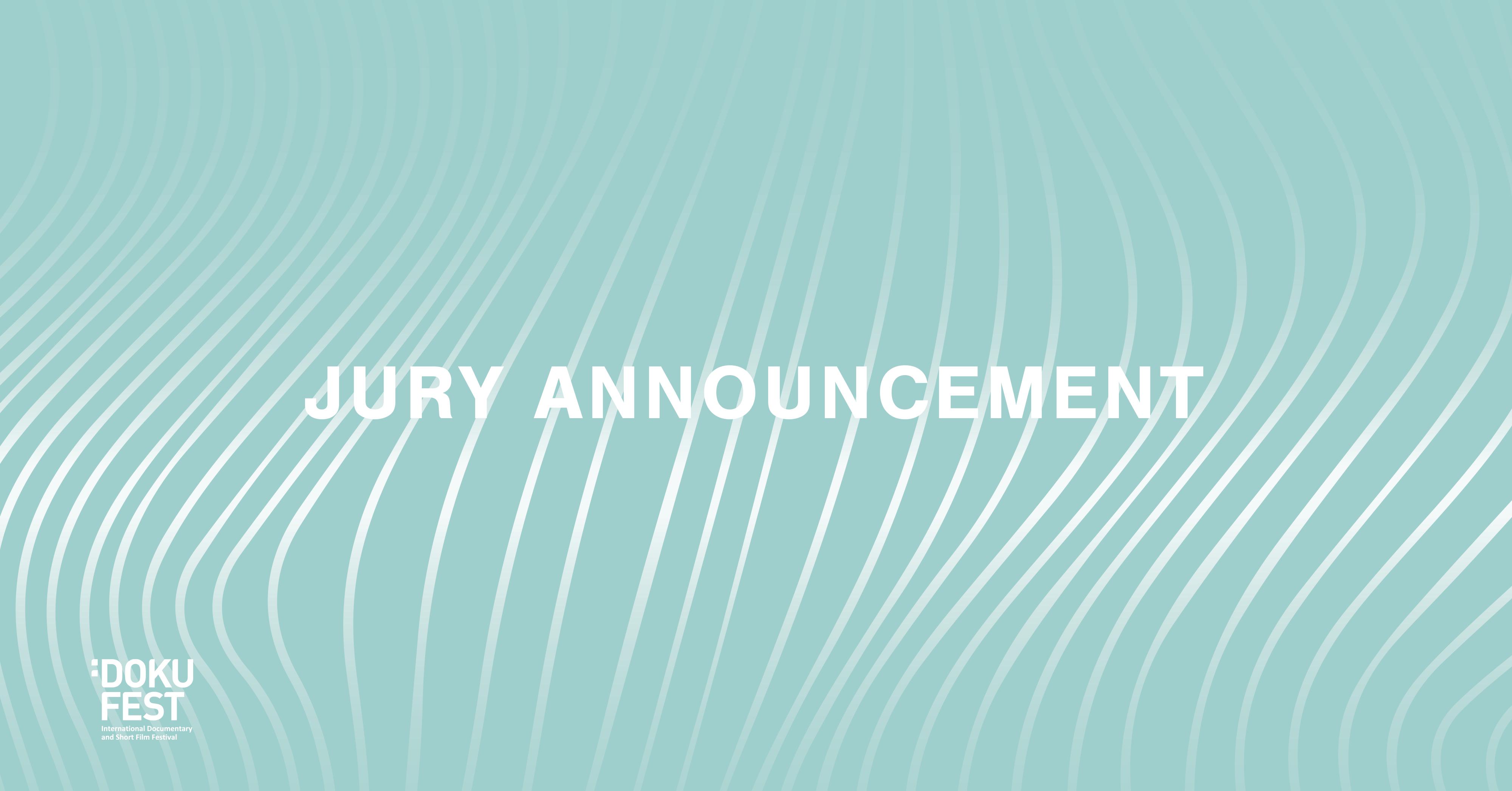 DOKUFEST 2020 JURY ANNOUNCED!