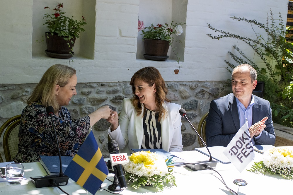 INSTITUTIONAL SUPPORT SIGNED WITH SIDA