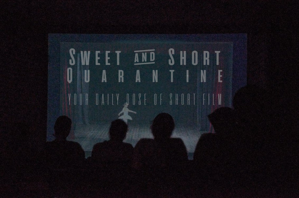 Sweet and Short Quarantine Film Day 13: THE COST OF APPLAUSE