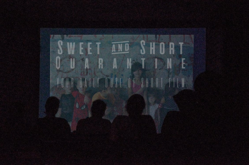 Sweet and Short Quarantine Film Day 14: GRAB MY HAND