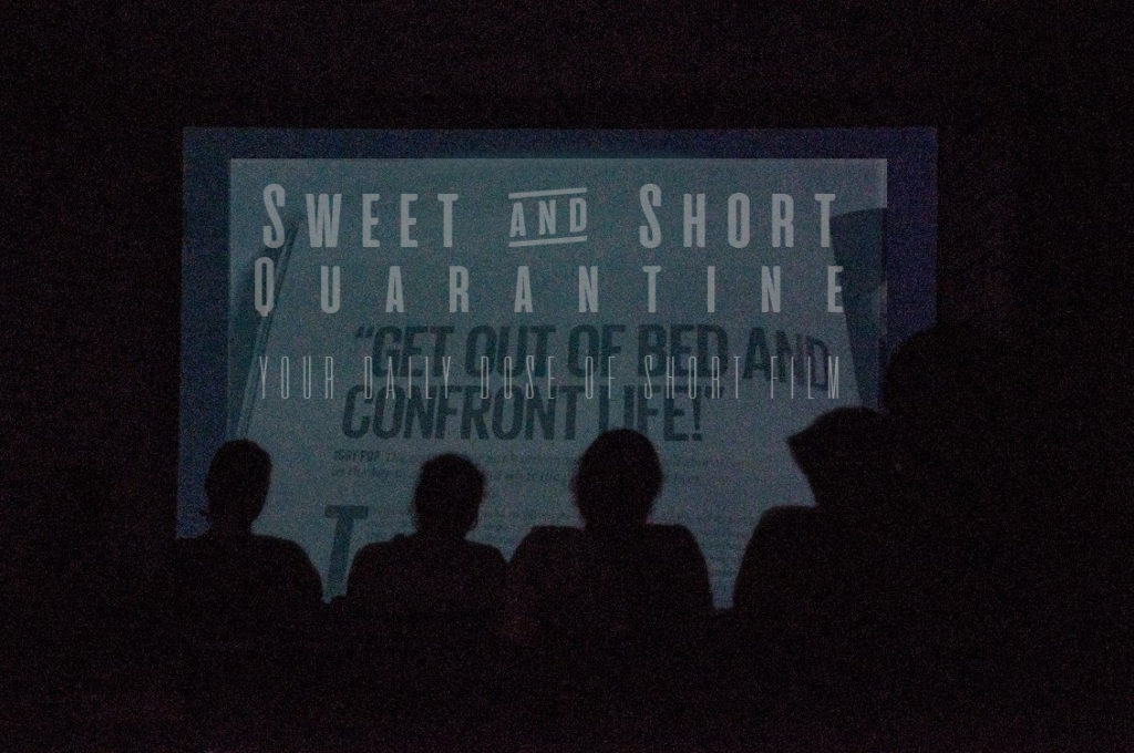 Sweet and Short Quarantine Film Day 18: THESE SOUNDS TASTE SYNTHETIC