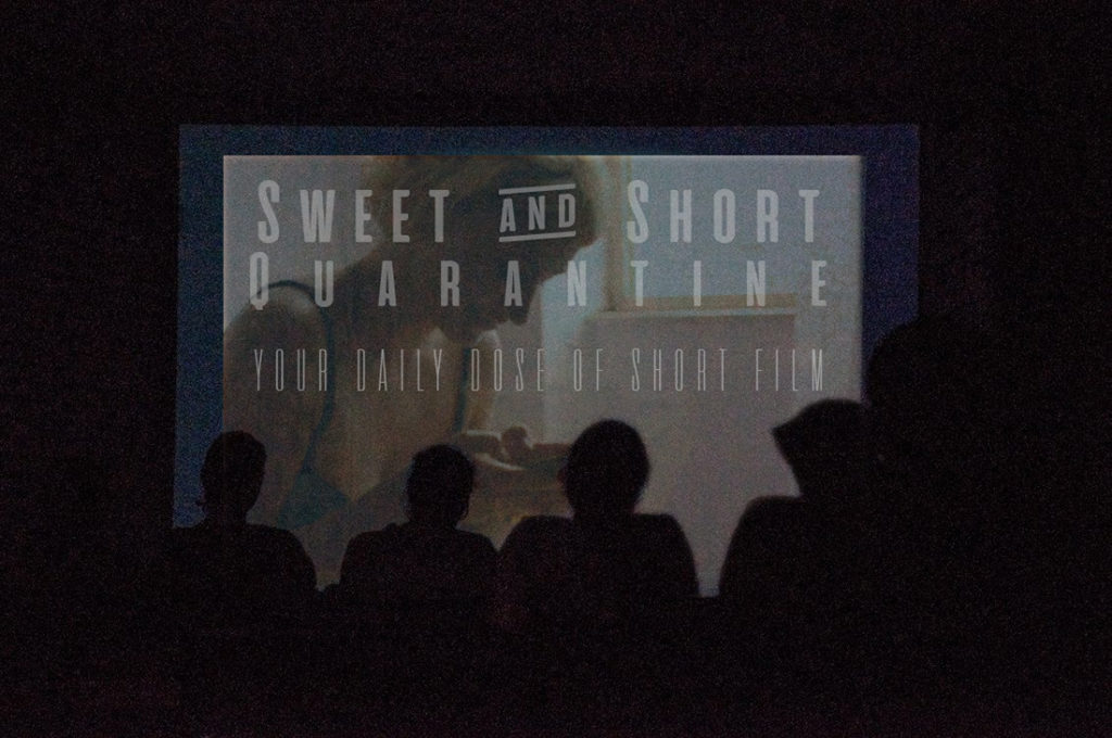 Sweet and Short Quarantine Film Day 24: I AM NOT JUST A_