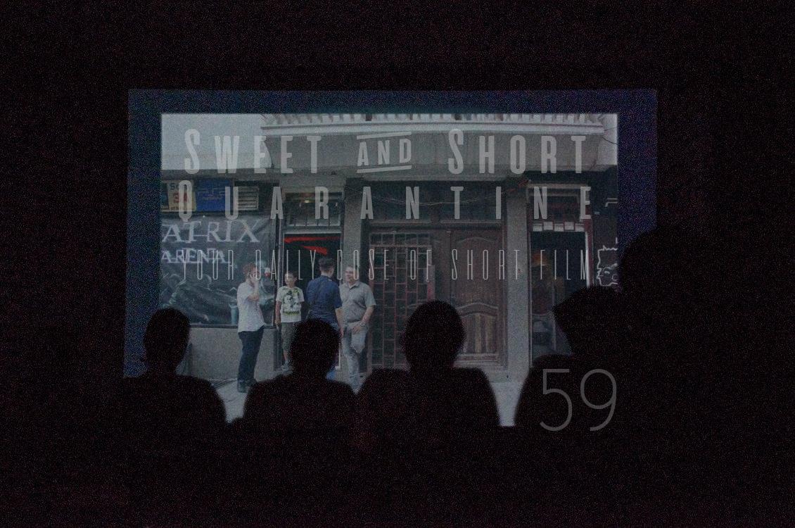 Sweet and Short Quarantine Film Day 59: MATRIX