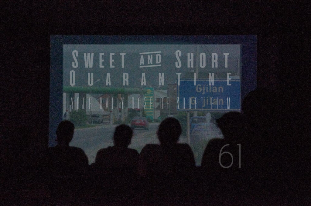 Sweet and Short Quarantine Film Day 61: Life Inside The Screen
