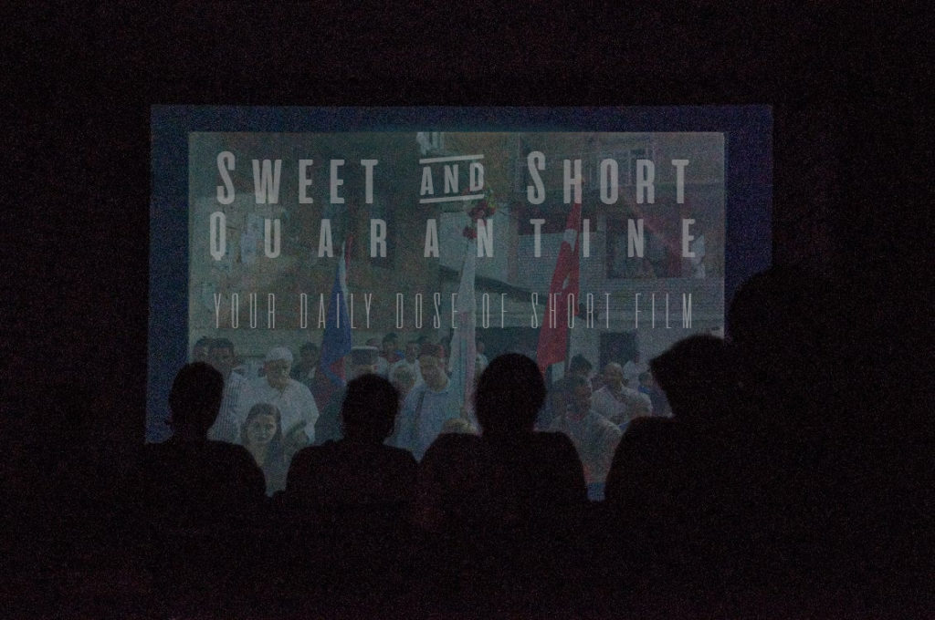 Sweet and Short Quarantine Film Day Five: BAJRAKO